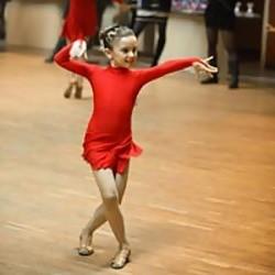 Спортивные бальные танцы (дети с 6-9 лет)