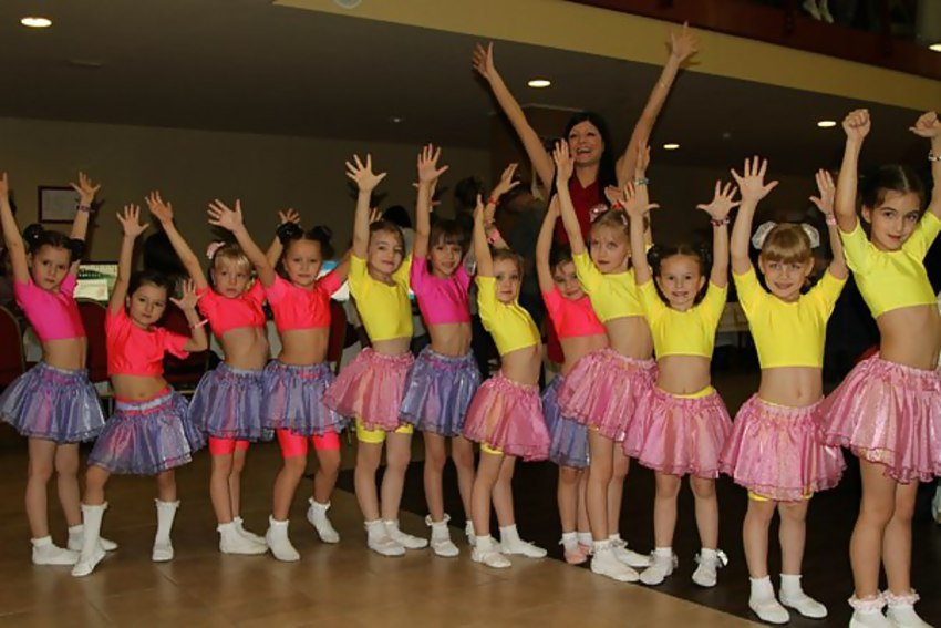 Детские танцевальные конкурсы май